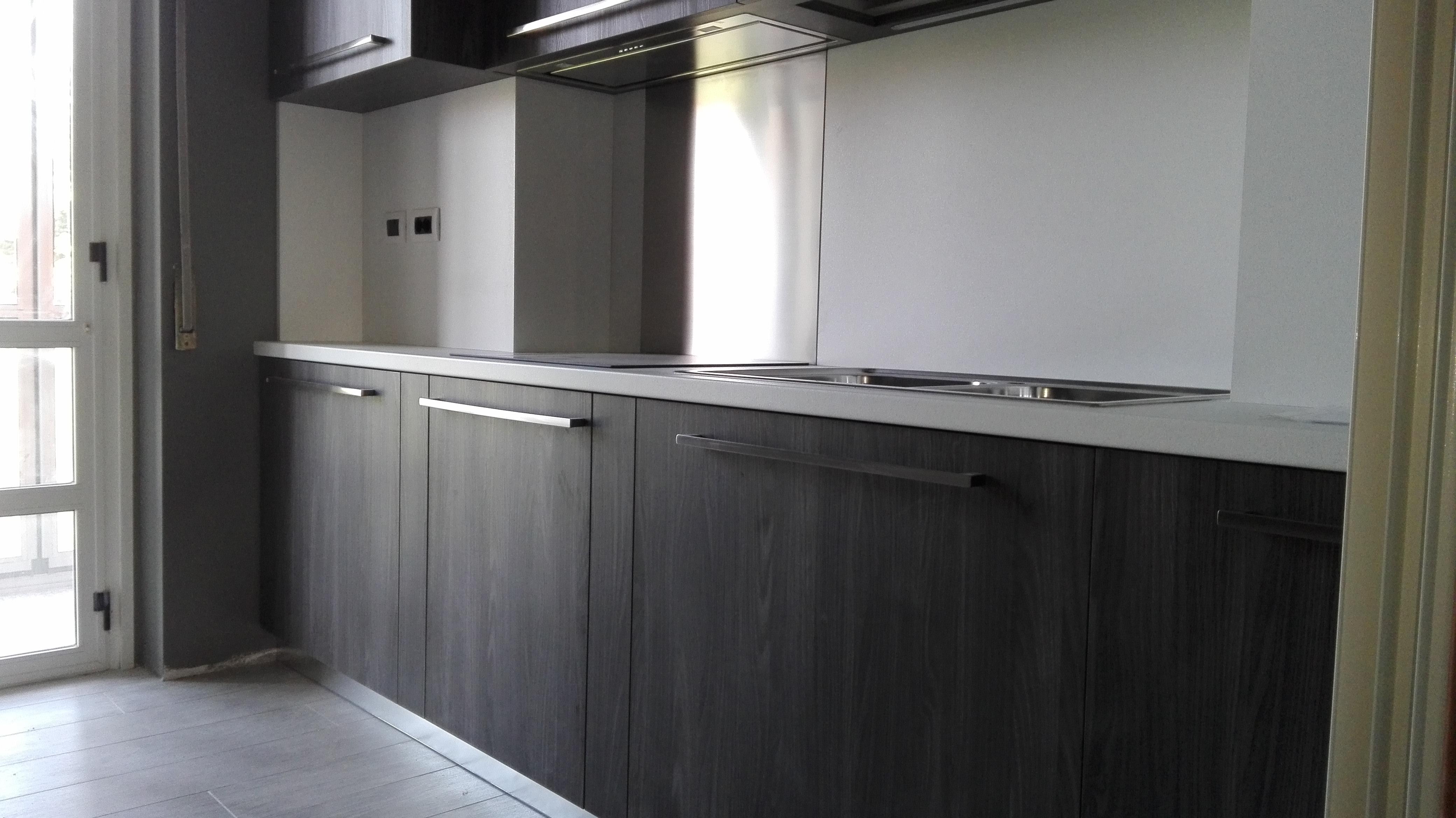 Cucina falegnameria legno arredo milano - Cucina molecolare milano ...